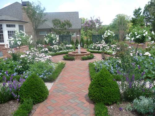 Landscape designers raleigh nc durham landscaping for Landscape design photos